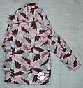 Куртка зимняя для девочки ТЕА розовая (QuadriFoglio, Польша), фото 7