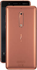 Смартфон NOKIA N5 Dual SIM (мідний) TA-1053, фото 3