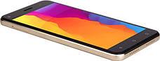 Смартфон Nomi i5030 EVO X Gold (Золотий), фото 3
