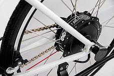 Електровелосипед Xiaomi YunBike C1 Men's Benz White, фото 3