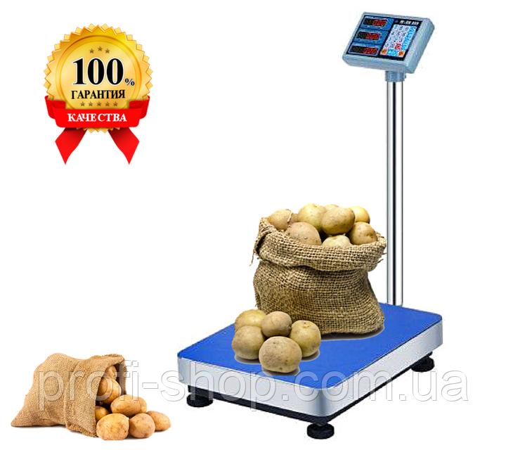 Весы товарные-торговые Opera Plus до 300 кг