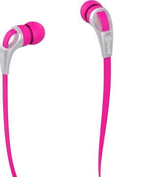 Навушники Nomi NHS-102 Рожевий, фото 2
