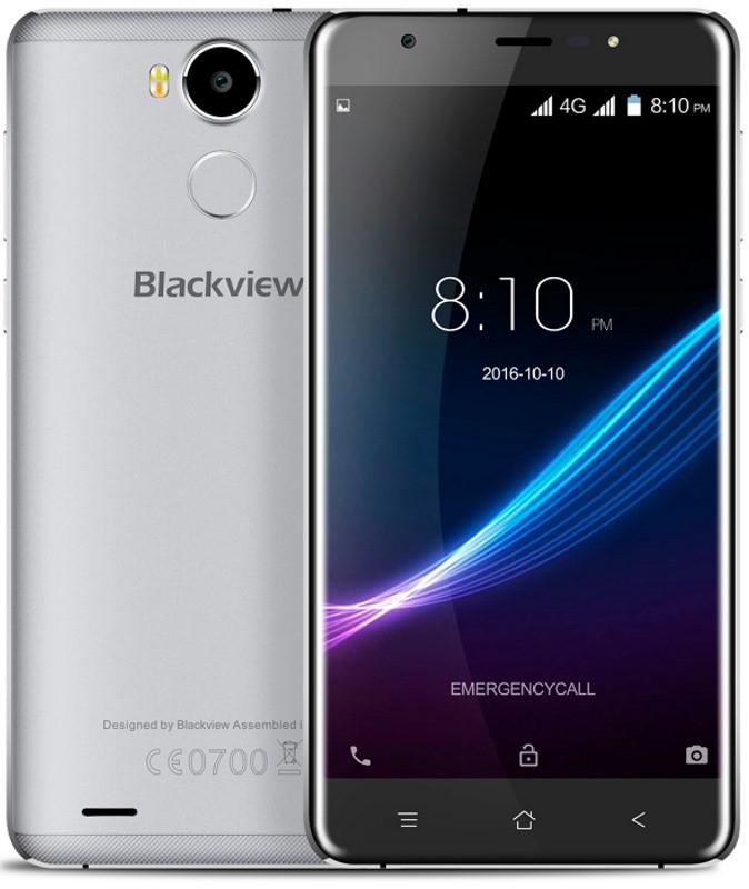 Смартфон Blackview R6 Gray