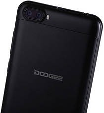 Смартфон DOOGEE Shoot 2 16GB Black, фото 3