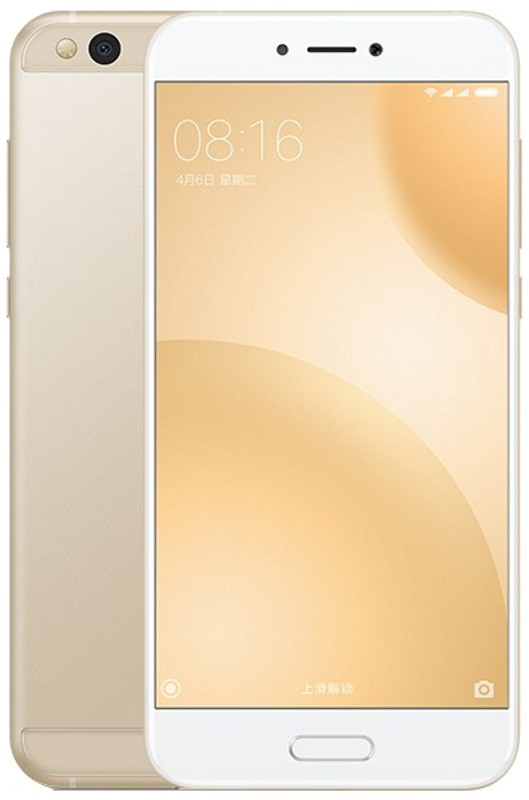 Смартфон Xiaomi Mi 5c 3/64GB Gold
