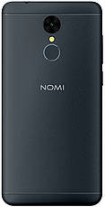 Смартфон Nomi i5050 EVO Z Dark-Blue (Темно-Синій), фото 2