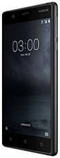 Смартфон NOKIA N3 Dual SIM (матово чорний) TA-1032, фото 3