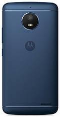 Смартфон MOTOROLA Moto E (XT1762) Dual Sim (синій), фото 2