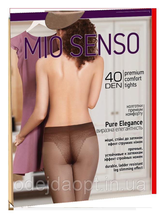 Женские колготки 40 Den Mio Senso