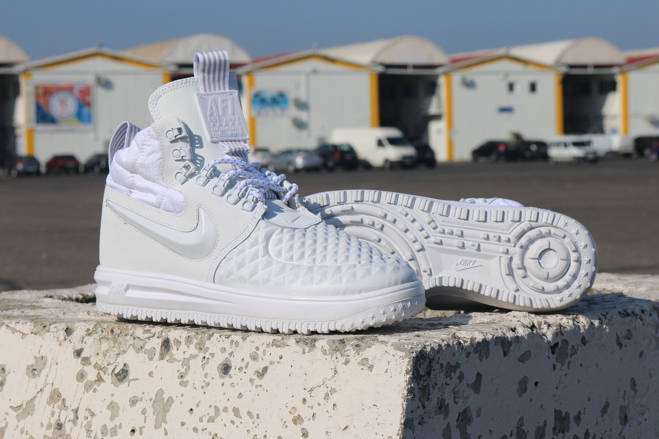 4d7c12dd3650 ... Мужские кроссовки в стиле Nike Lunar Force 1 Duckboot 17 (white), ( Реплика ...