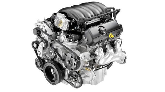 Двигатель, выхлопная система, радиаторы, ГРМ
