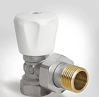 Кран регулирующий для радиатора верхний, угловой Koer KR.901