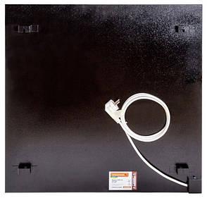 Обігрівач керамічна панель Теплокерамік TC 370 Білий, фото 2