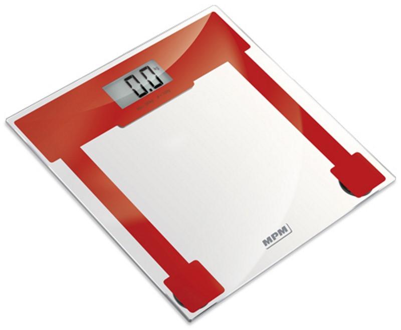 Весы MPM MWA-02 Red