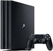 Игровая консоль PlayStation 4 Pro 1Tb [Black]