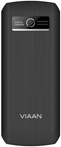 Мобільний телефон Viaan V182 Dual Sim (чорний/білий), фото 2