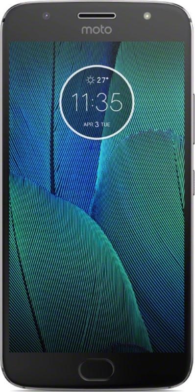 Смартфон MOTOROLA Moto G5S Plus (XT1805) Dual Sim (сірий)