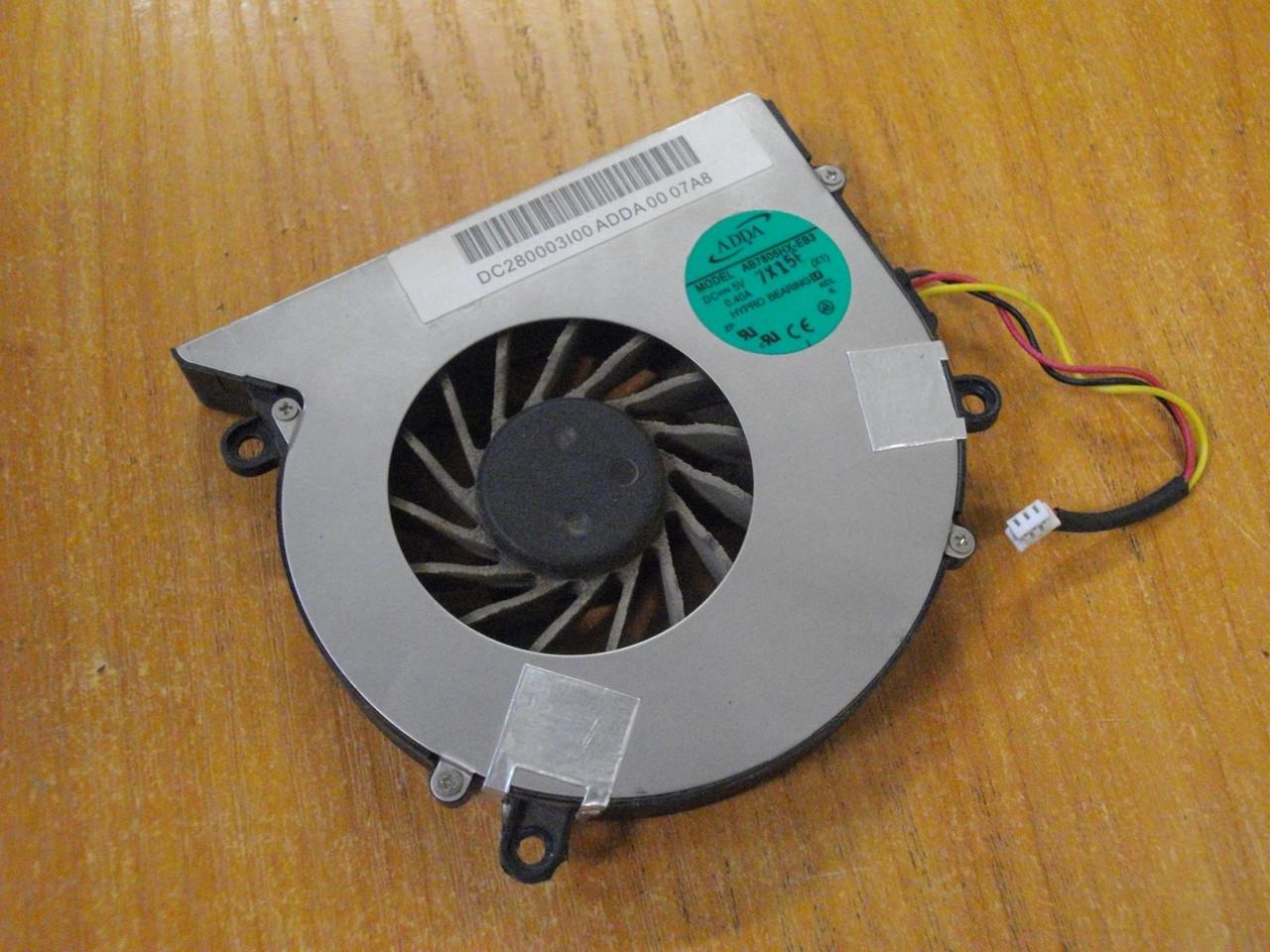 Вентилятор AB7805HX-EB3 Acer Aspire 5520, 5520G