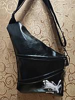Барсетка слинг на грудь puma искусств кожа Унисекс/Cумка спортивные для через плечо(ОПТ) , фото 1