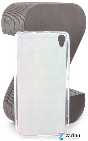Чохол-накладка Rucover для Sony Xperia XA / XA Dual TPU Кольорове плетіння, фото 2