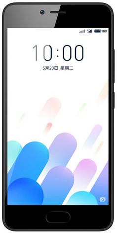 Смартфон Meizu M5c 32GB Black, фото 2