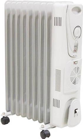 Масляний радіатор MPM MUG-13, фото 2