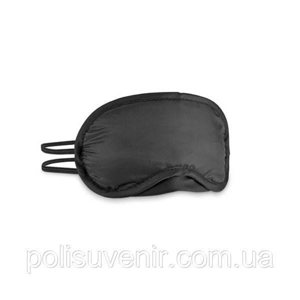 Чорна маска для сну
