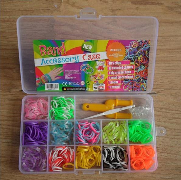 Резинки для плетения браслетов киев купить