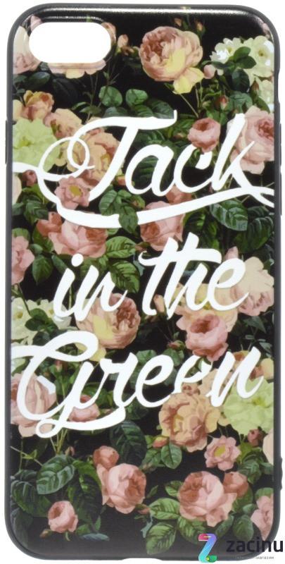 Чехол накладка OMEVE для iPhone 7/8 Pictures ser. Jack in the green Мих
