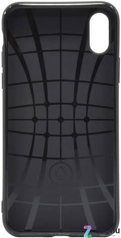 "Чехол накладка OMEVE для iPhone X (5.8 "") Pictures ser. Supreme Черный, фото 2"
