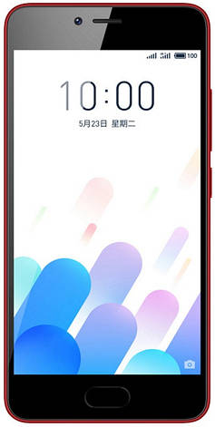 Смартфон Meizu M5c 32GB Red, фото 2