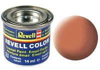 Краска № 25 светящаяся оранжевая матовая luminous orange mat 14ml