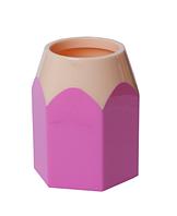 """Підставка для ручок ZiBi """"Олівець"""", рожева, 105 мм (ZB.3004-10)"""