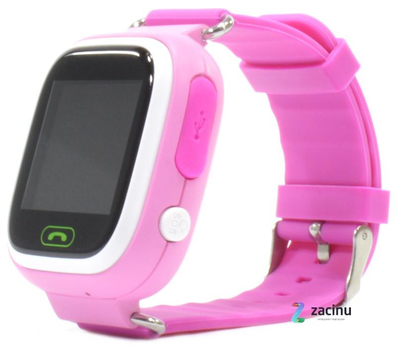 Смарт-годинник ATRIX SW iQ400 Touch GPS Рожевий