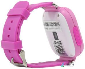 Смарт-годинник ATRIX SW iQ400 Touch GPS Рожевий, фото 2