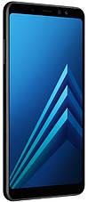 Смартфон SAMSUNG SM-A730F Galaxy A8 Plus Duos ZKD (black), фото 3