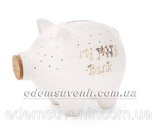 Копилка Свинка My piggy bank, фото 2
