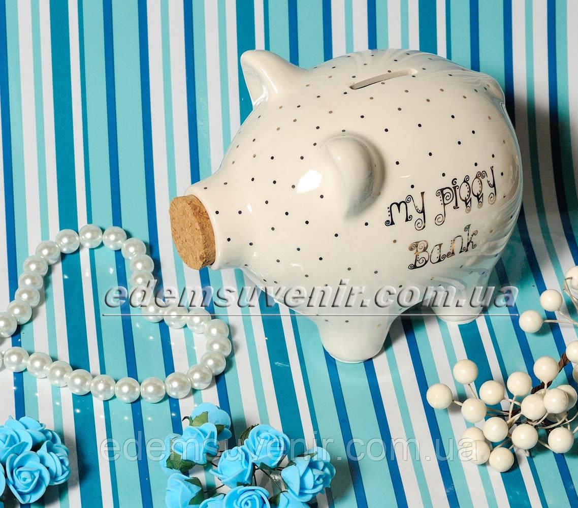 Копилка Свинка My piggy bank