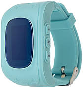 Смарт-годинник ERGO GPS Tracker Kid's K010 Blue