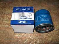 Фильтр масляный оригинальный  Hyundai/KIA 26300-35503