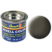 Краска № 46 оливковая под НАТО матовая nato olive mat 14ml