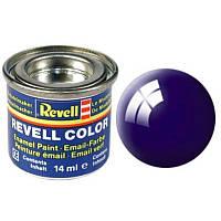 Краска № 54 иссиня-черная глянцевая night blue gloss 14ml