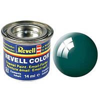 Краска № 62 буро-зеленая глянцевая sea green gloss 14ml