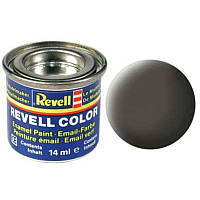 Краска № 67 зеленовато-серая матовая greenish grey mat 14ml