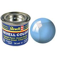 Краска № 752 синяя прозрачная blue clear 14ml