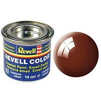 Краска № 80 цвета глины глянцевая mud brown gloss 14ml
