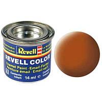 Краска № 85 коричневая матовая brown mat 14ml