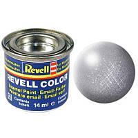 Краска № 91 цвета железа, металлик steel metallic 14ml