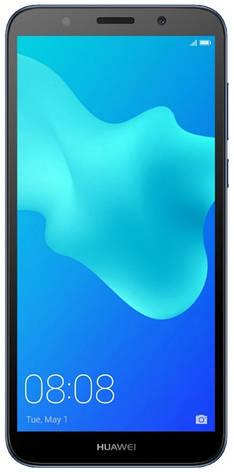 Смартфон HUAWEI Y6 2018 Dual Sim (blue) , фото 2