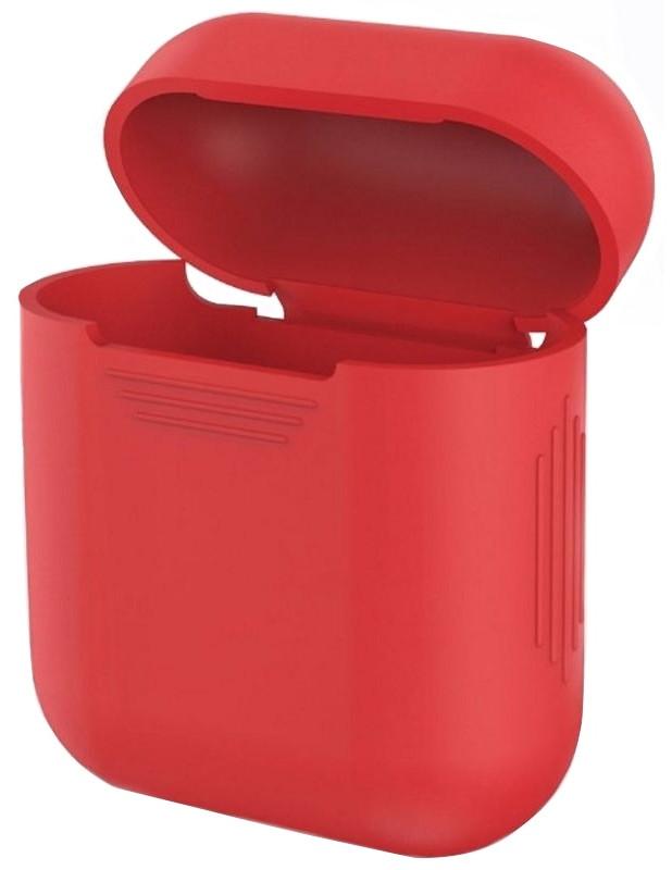 Чехол для наушников AirPods Красный (348528)
